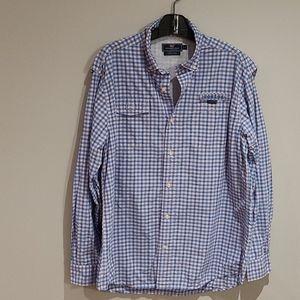 "Men's Vinyard Vines ""Harbor Shirt size Large"